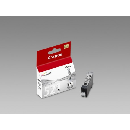 Inkjet Canon CLI-521 grijs