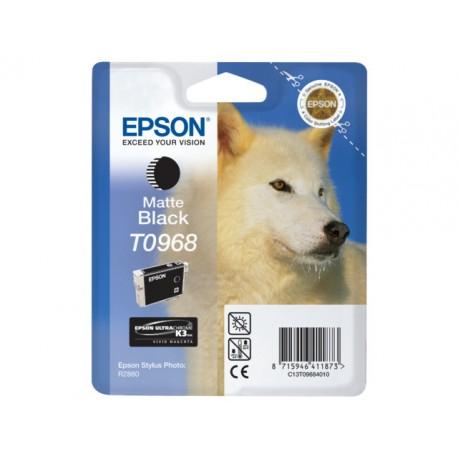Inkjet Epson T0968 mat zwart