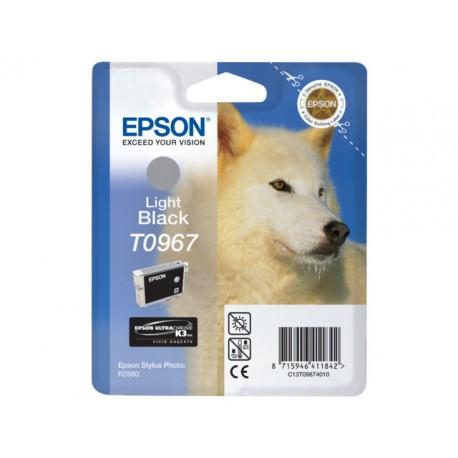 Inkjet Epson T0967 licht zwart