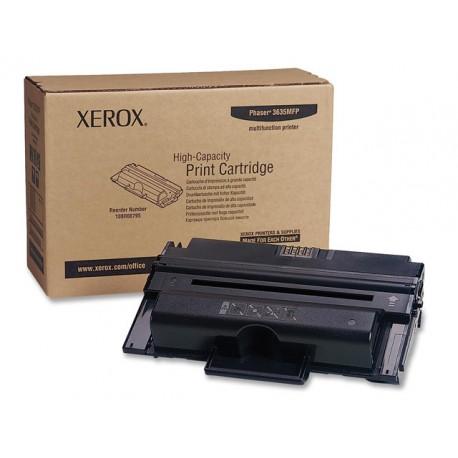 Toner Xerox Phaser 3635MFP HC zwart