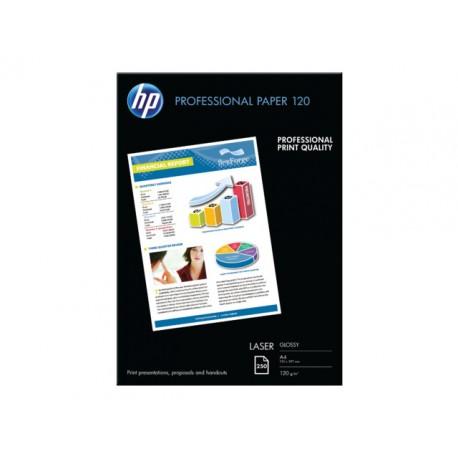Fotopapier HP A4 120g Prof. gloss/pk 250