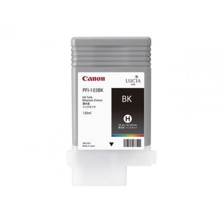 Inkjet Canon PFI-103BK 130ml zwart