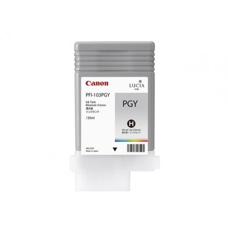 Inkjet Canon PFI-103PGY 130ml photo gs