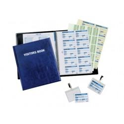 Visitorbook Durable 100 engelstalig