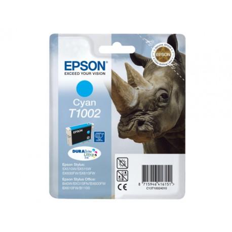 Inkjet Epson T1002 11,1 ml cyaan