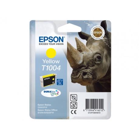 Inkjet Epson T1004 11,1 ml geel