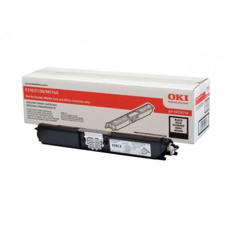 Toner Oki C110/130 2,5K zwart