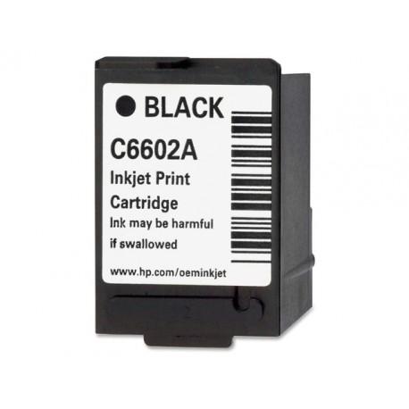 Inkjet HP C6602A zwart