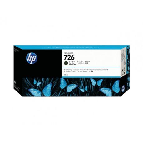 Inkjet HP CH575 Nr. 726 mat zwart