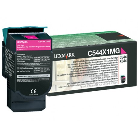 Toner Lexmark C544/X544 HC magenta
