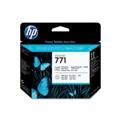 Printkop HP CE020A zwart/lichtgrijs