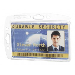 Naambadge Durable 8905 85x54 z.bev/pk10