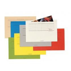 Vouwmap Secolor tab A4 kart.225g gr/d250