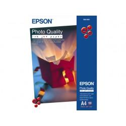 Fotopapier Epson A4 104g foto mat/d100v