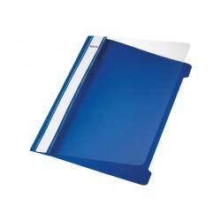 Hechtmap Leitz 4197 A5 PVC blauw/ds 25