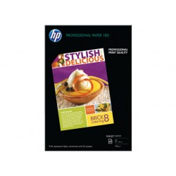 Inkjetpapier HP A3 180g sp gloss/ds50v