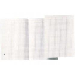 Accountantspapier 14-kol folio/pak 100vl