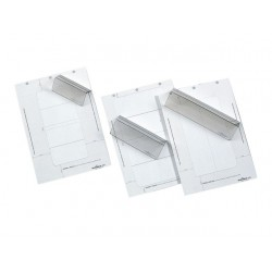 Insteekkaart Durable 1458 104x100/pk 20