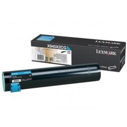 Toner Lexmark X945X2CG 22K cyan