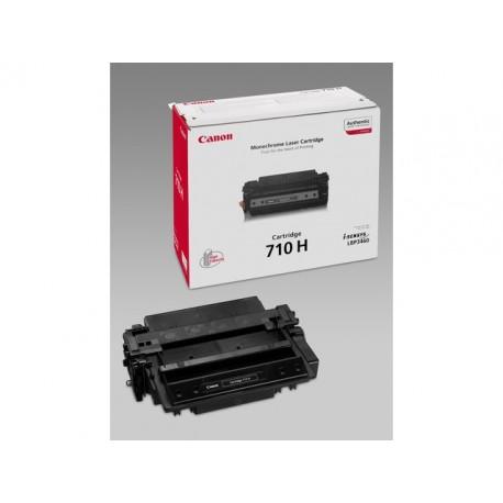 Toner Canon CRT-710H 12K zwart