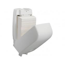 Handdoek Scott 1l 21,5x31,5cm wit/25x175