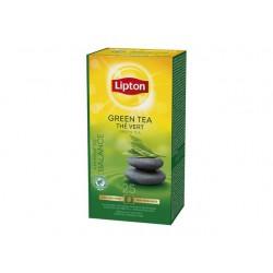 Theezakje Lipton groene thee/pak6x25