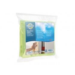 Microvezel doekjes BRPR groen/pk 5