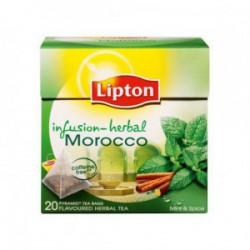 Thee Lipton pyramide marocco/ds12x20