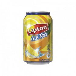 Frisdrank ice tea lemon 0,33L blik/pk24