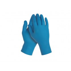 Handschoenen G10 FleX Nitrile M bl/bx100